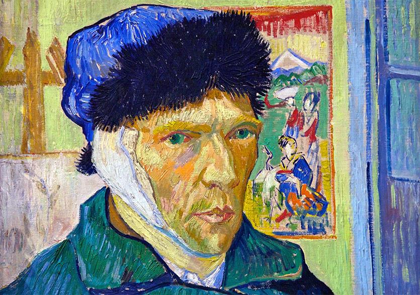 Hollanda Müzelerinden Van Gogh Veri Tabanı