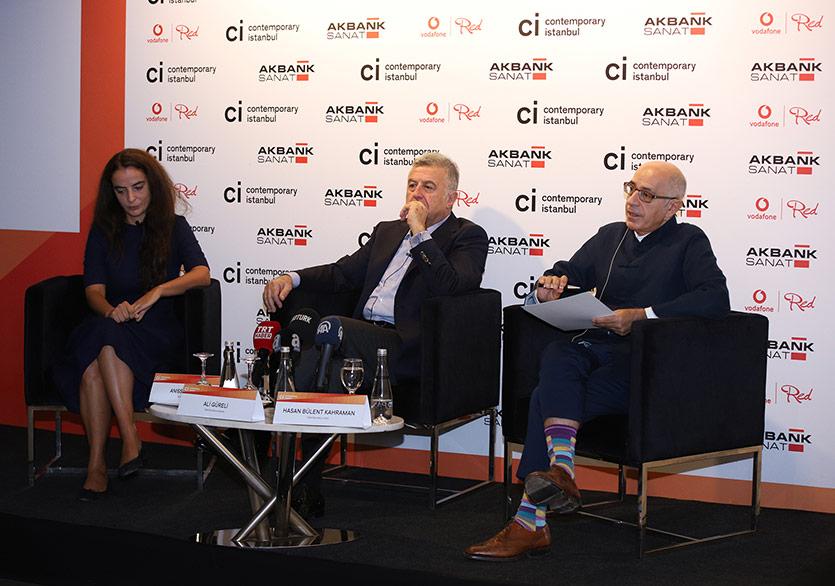 Contemporary Istanbul'un Basın Toplantısı Gerçekleşti