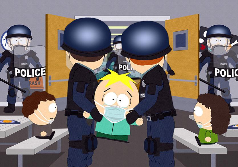 """South Park'ın """"Pandemi Özel"""" Bölümü Rekor Kırdı"""