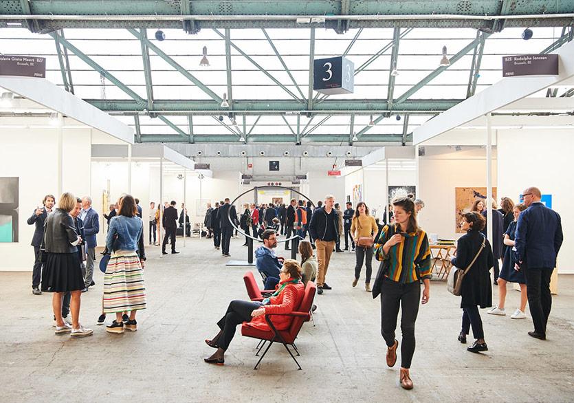 Art Brussels 50. Yılında