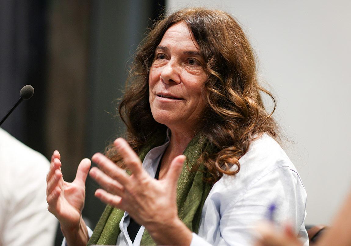 2019 Erdal Öz Edebiyat Ödülü Latife Tekin'e Verildi