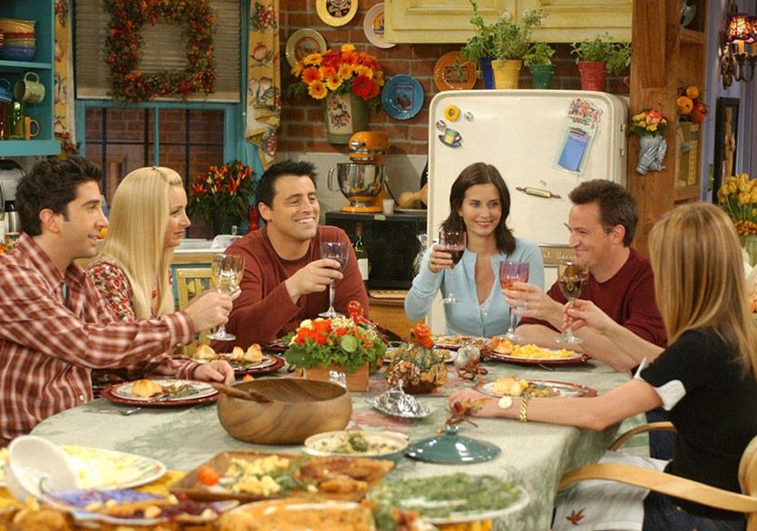 """""""Friends"""" Tarifleriyle Dolu Bir Yemek Kitabı Geliyor"""