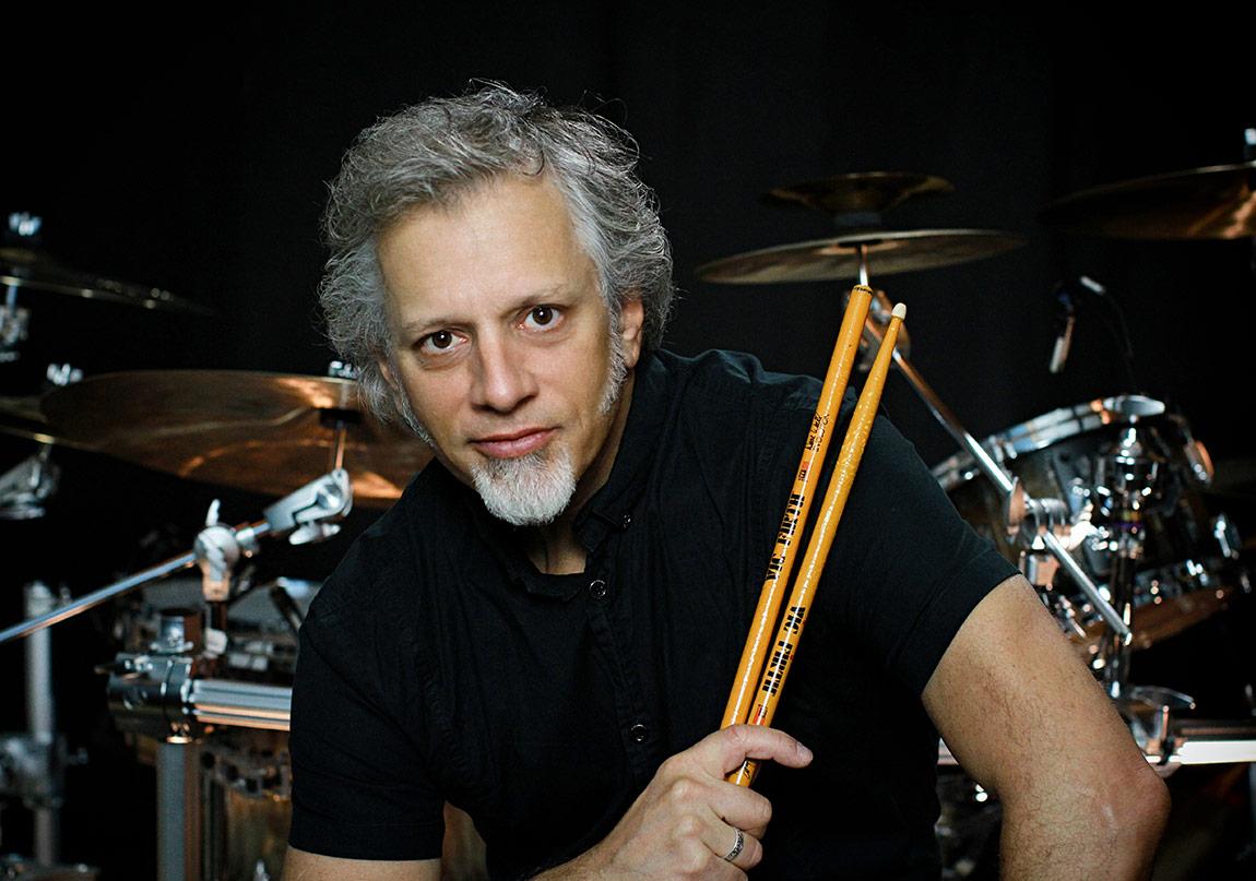 Mike Stern Dave Weckl Band ile İstanbul'da