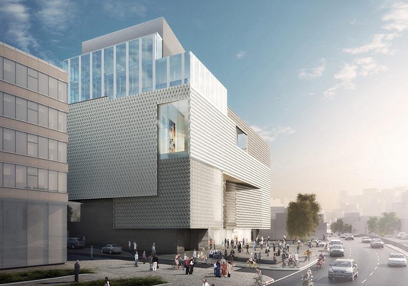 Arter, Dolapdere'deki Yeni Binasına Taşınıyor