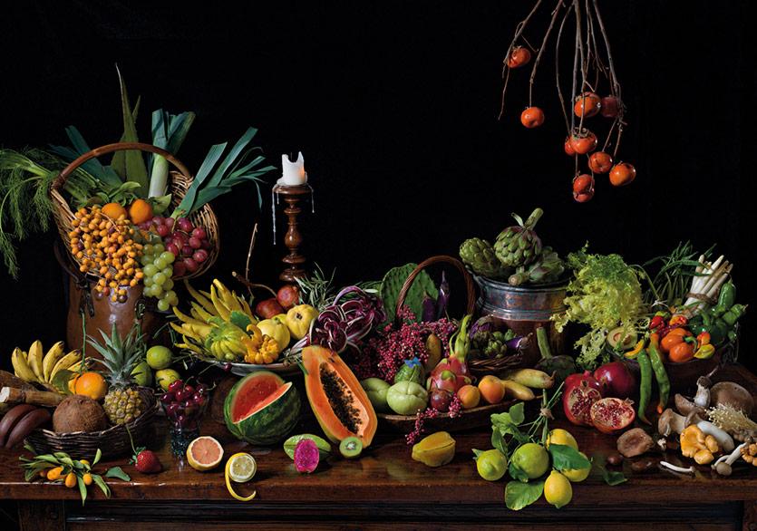 Daha Kalabalık, Isınmış ve Akıllı Bir Dünyada Ne Yiyeceğiz?