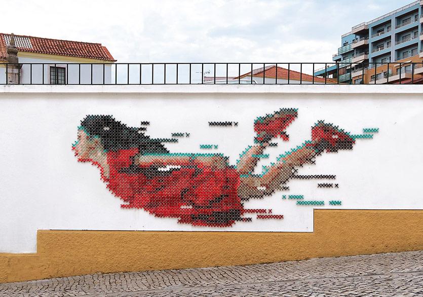 Portekiz Sokakları Renkleniyor