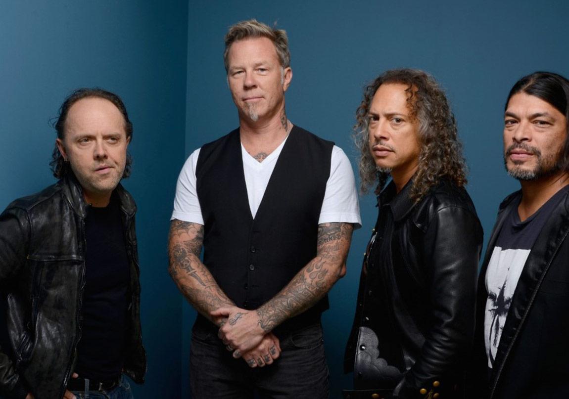 Metallica 11. Stüdyo Albümünü Kutluyor