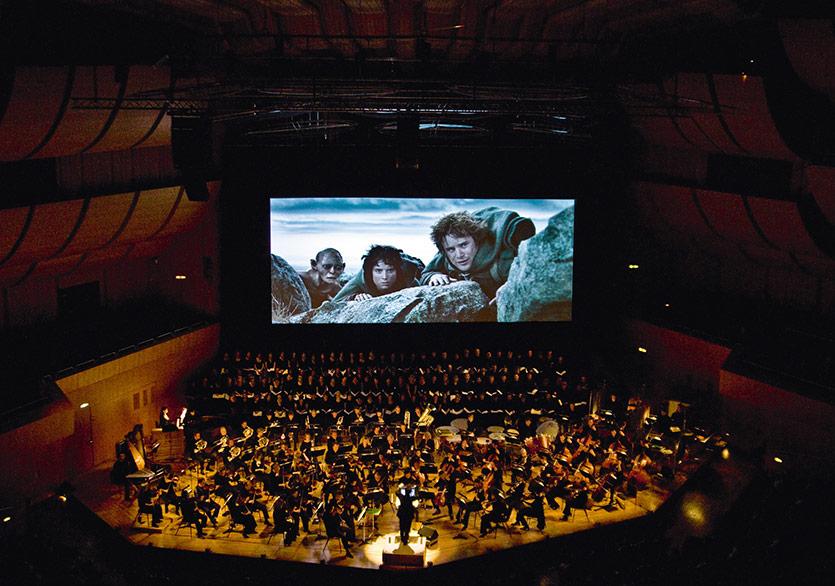 Canlı Müzik ile Film Deneyimi