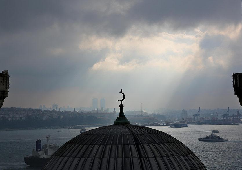 """Orhan Pamuk'un """"Balkon Fotoğraflar""""ı Sergisi"""
