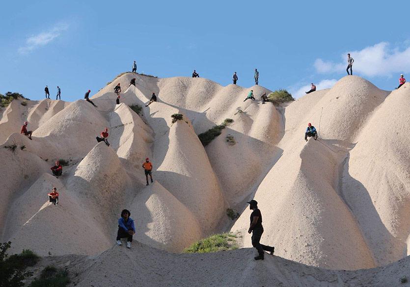 """Cappadox 2018 """"Sessizlik"""" Teması ile Genişliyor"""