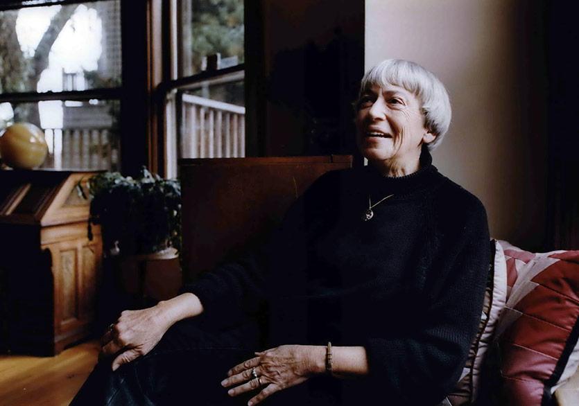 Ursula K. Le Guin ile Yazma Üzerine Sohbetler