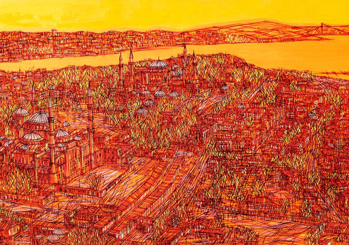 Devrim Erbil'le İstanbul'dan Bodrum'a