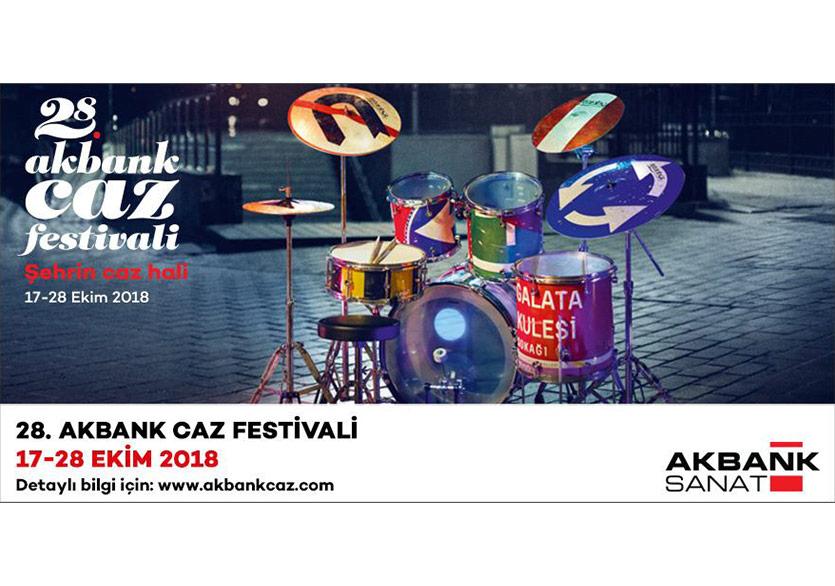 28. Akbank Caz Festivali'ne Sayılı Gün Kala