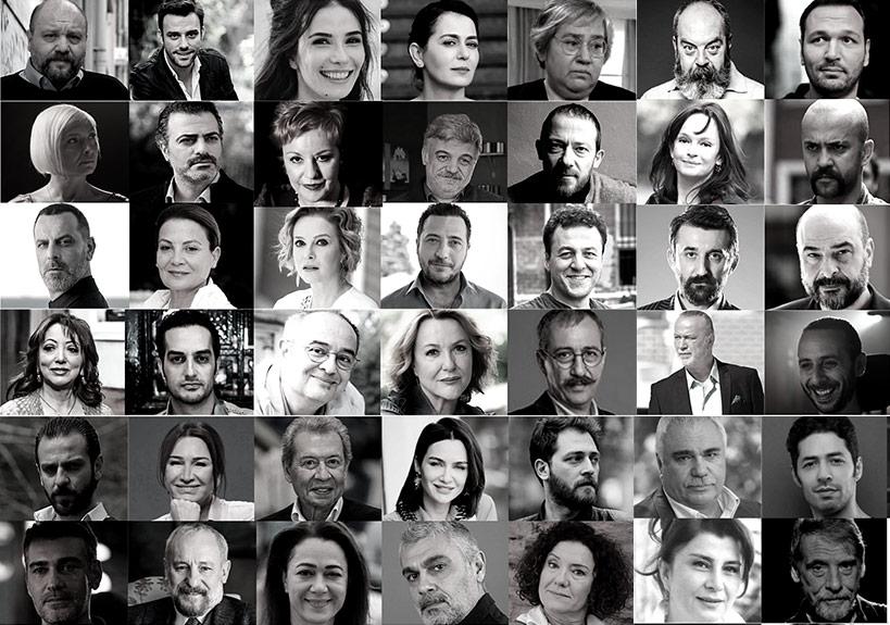 Şiirler Tiyatro Emekçilerine: Dayanışmanın 100'ü Şiir