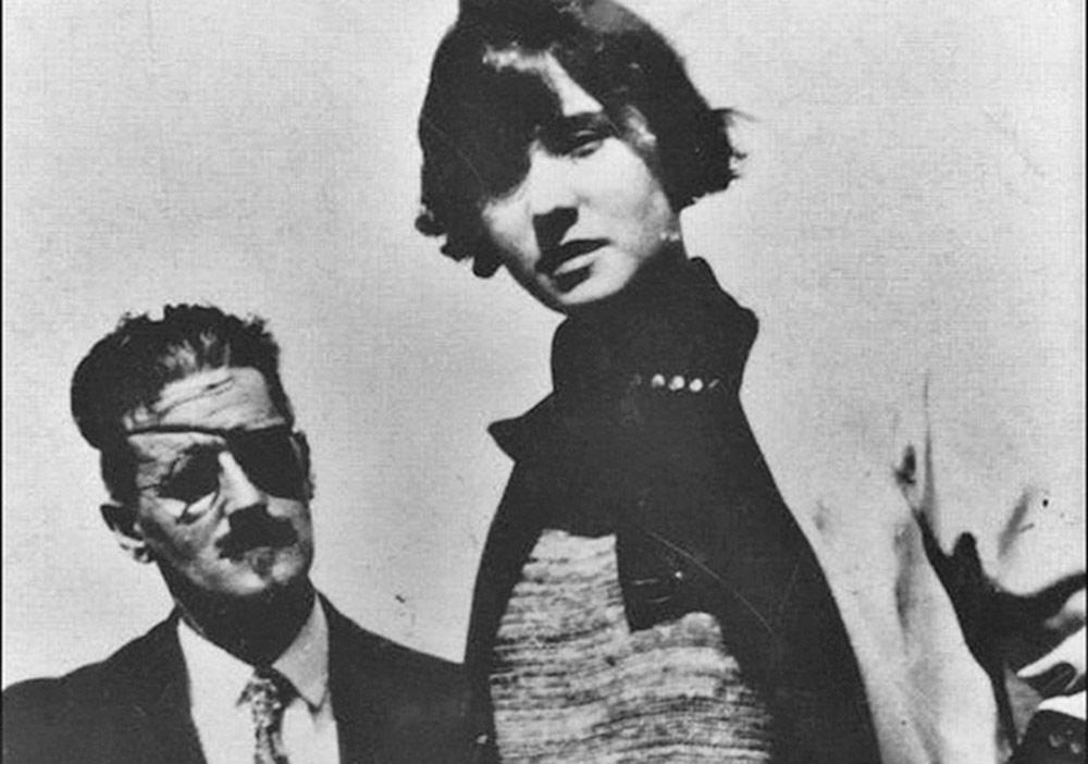 Dâhi Bir Babanın Gölgesinde: Joyce'un Kızı