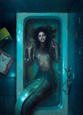 Masal ve Müzik, Kan ve Köpük: Deniz Kızlarının Şarkısı