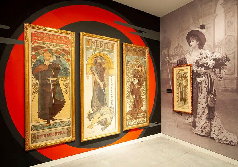 İngiltere'nin İlk Poster Müzesi İzleyicilerle Buluştu