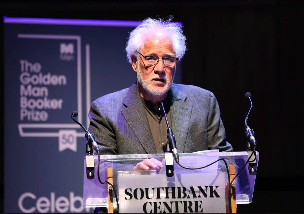 Golden Man Booker Ödülü Michael Ondaatje'nin Oldu