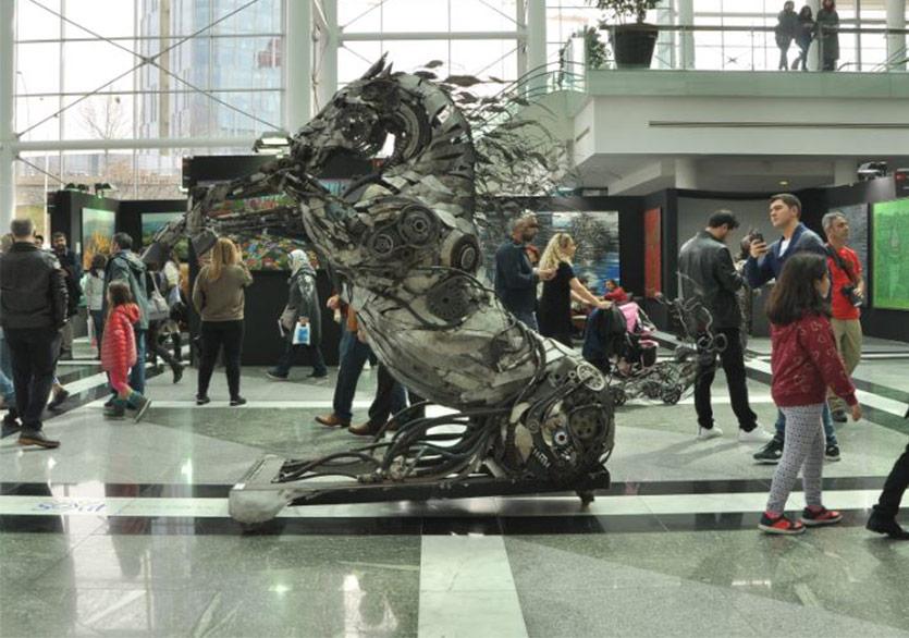 5. ART ANKARA Çağdaş Sanat Fuarı İçin Geri Sayım