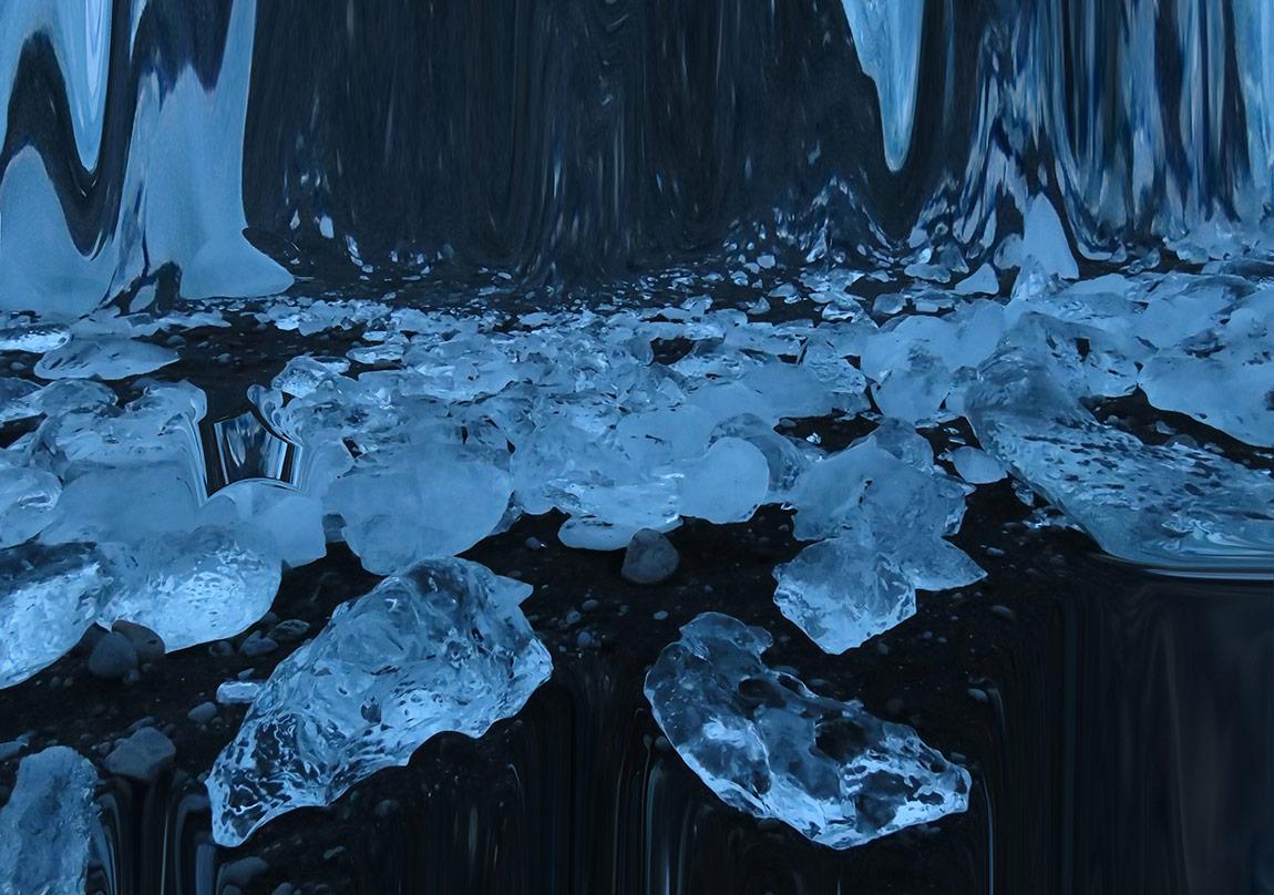 """Buz, Işık, Renk ve Kırılmalar: """"Crystagram"""""""