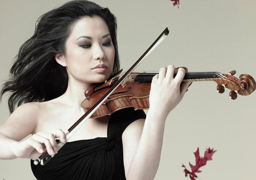 Sarah Chang Aya İrini'de