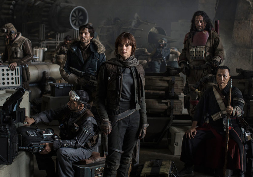 Disney Üçüncü Star Wars Antolojisinin Duyurusunu Yaptı