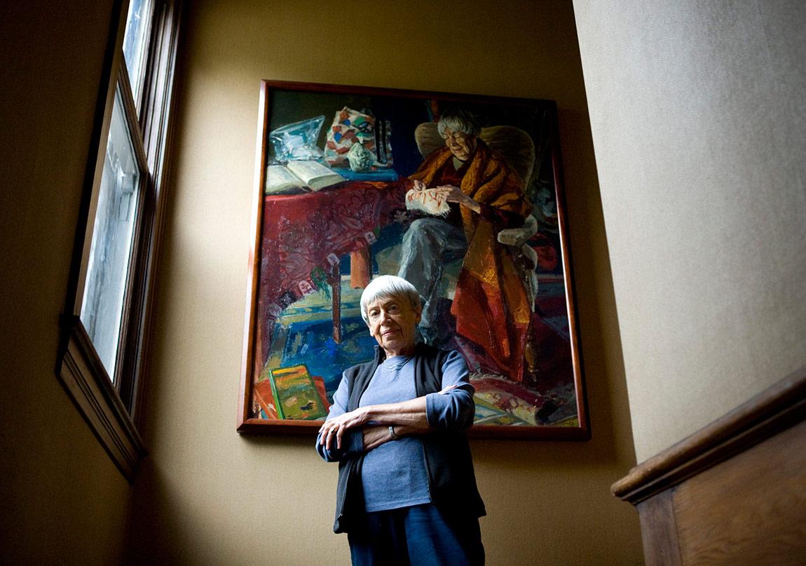 Ursula K. Le Guin'den Hayata Dair Tavsiyeler
