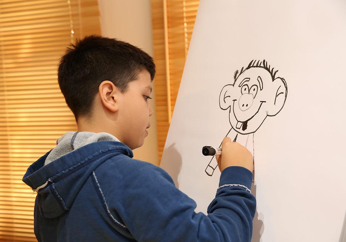Karikatür Evi'nin Atölyelerine Kayıtlar Başlıyor