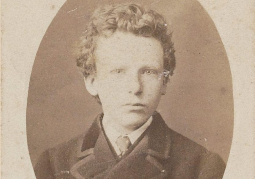 Vincent Van Gogh'un Bilinen En Eski Fotoğrafı Aslında Kendisi Değilmiş