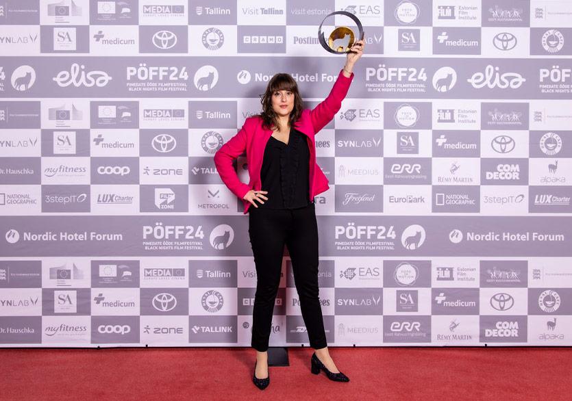 """24. Tallinn Film Festivali'nde Nisan Dağ'a """"En İyi Yönetmen Ödülü"""""""
