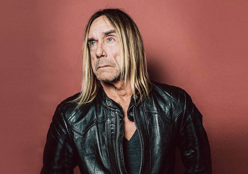 Iggy Pop'tan Yeni Video Klip