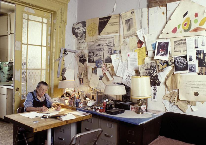 Louise Bourgeois'nın Çizimleri Online Sergileniyor
