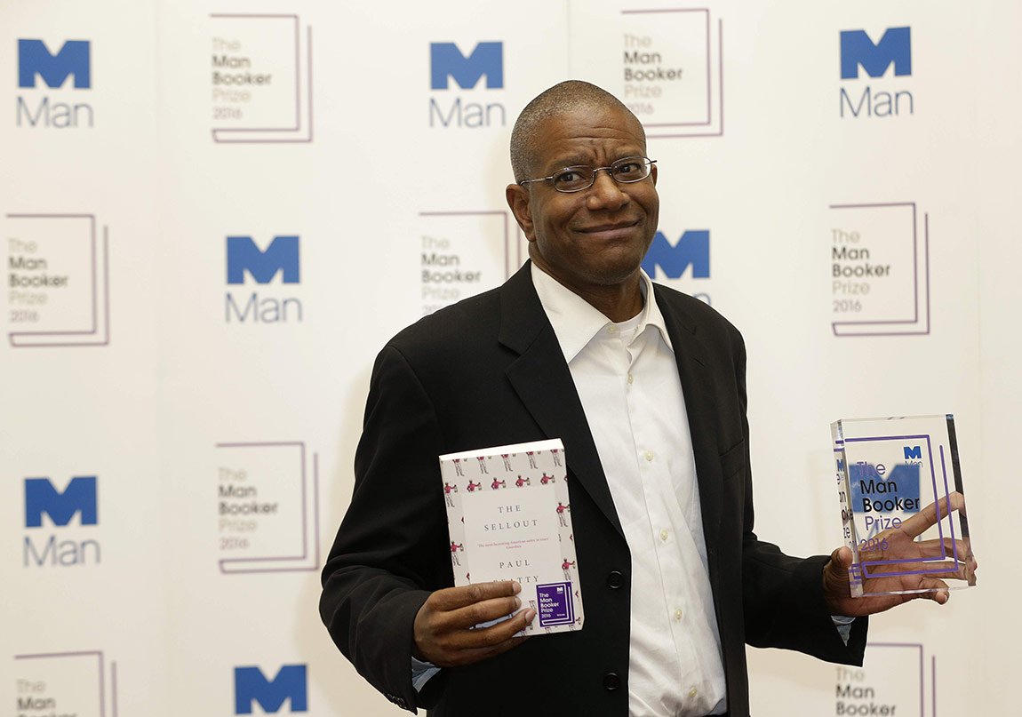 Man Booker Ödülünü Kazanan İlk Amerikalı: Paul Beatty
