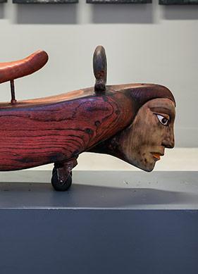 Kaşif Ruhlu, Uzun Soluklu, Sıra Dışı, Hep Güncel: C.A.M. Galeri