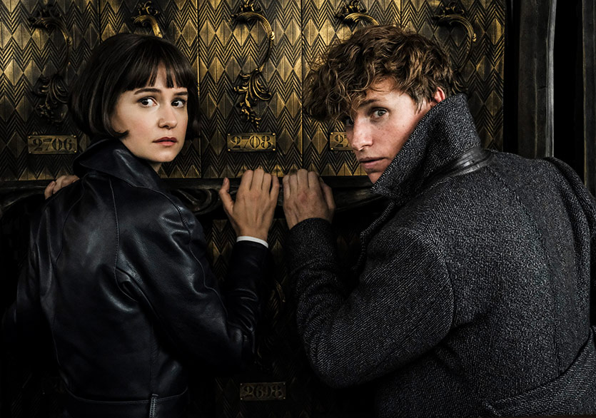 Fantastic Beasts and Where to Find Them 2'den Fragman Geldi