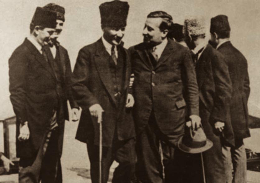 Institut français Türkiye'den Ankara Anlaşması 1921: Kolokyum ve Sergi