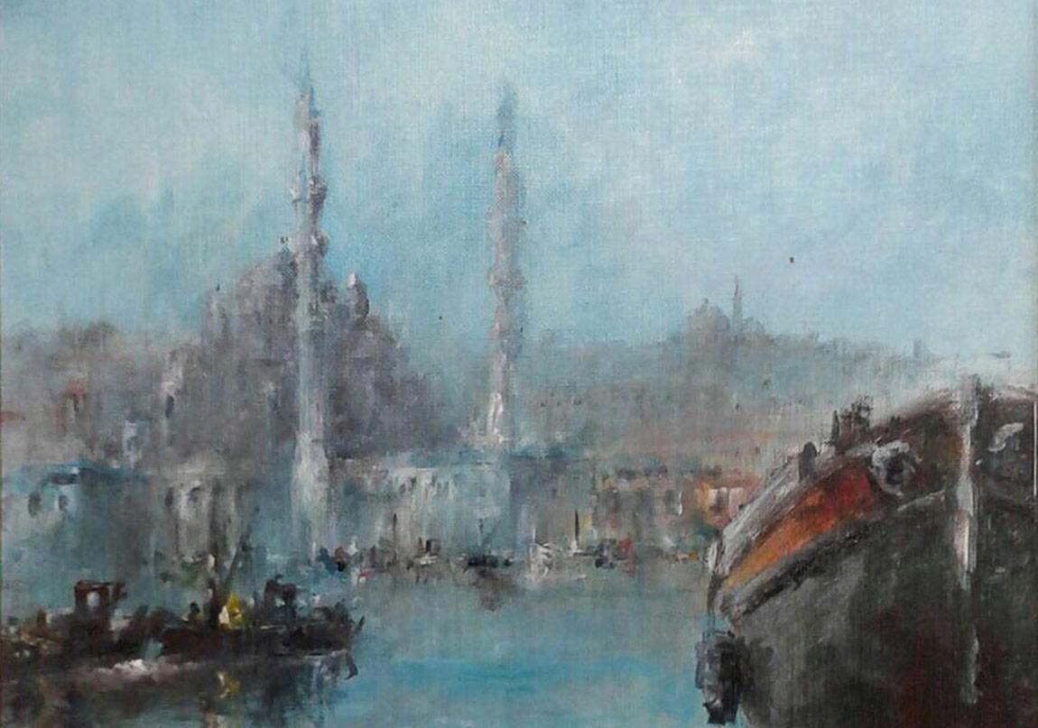 Resim ve Minyatürle İstanbul'u Anlatmak