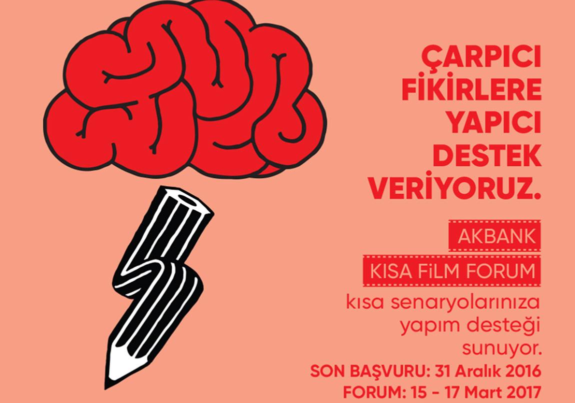 Akbank'tan Kısa Film Yapım Desteği!