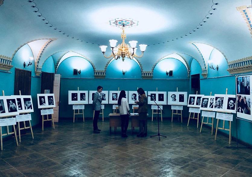 Livaneli'yi Etkileyen Yazarlar St. Petersburg'da