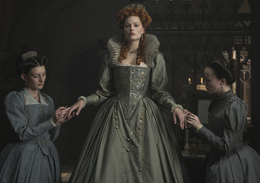 İskoçya Kraliçesi Mary Filminden Fragman Yayımlandı