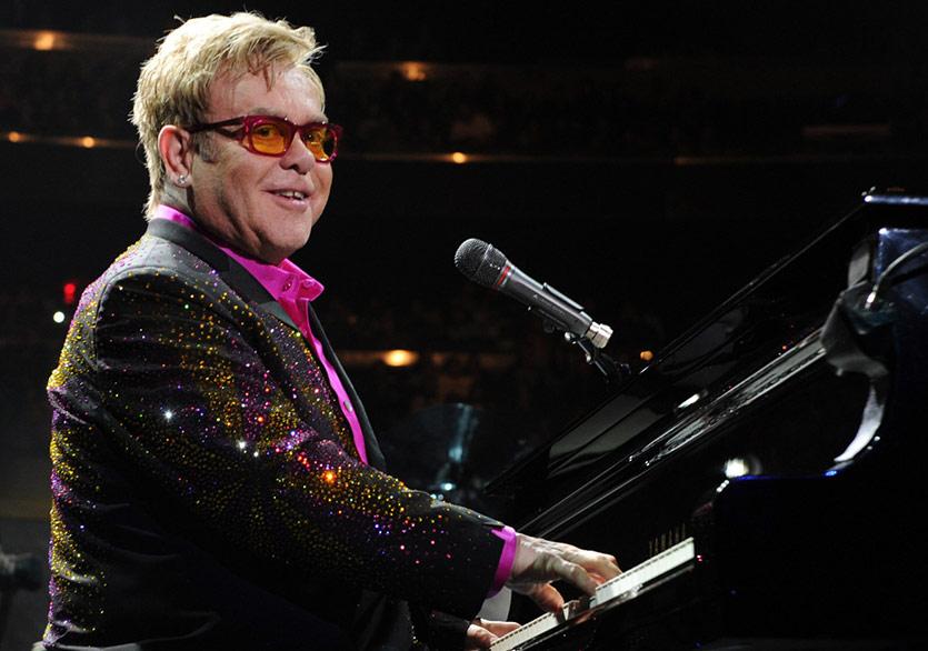 Elton John 9 Eylül'de Antalya'da Sahne Alacak