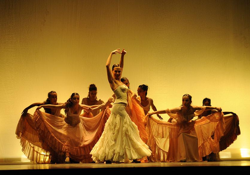 Bale ve Modern Dans Bodrum'da Buluşuyor