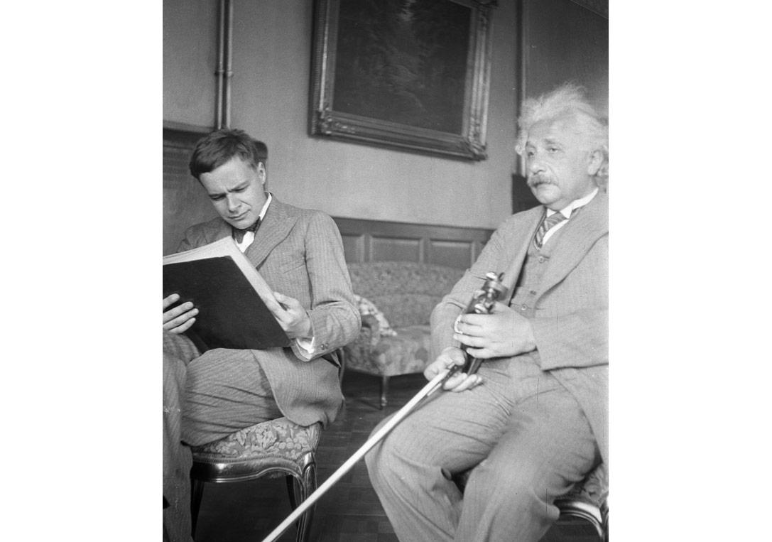 """Bir Dahinin Oğlu Olmak: """"Eduard Einstein Vakası"""""""