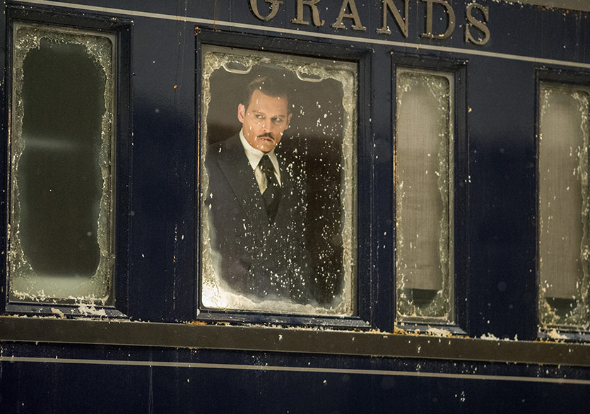 Murder on the Orient Express Sirkeci Garı'nda Gala Yapıyor!