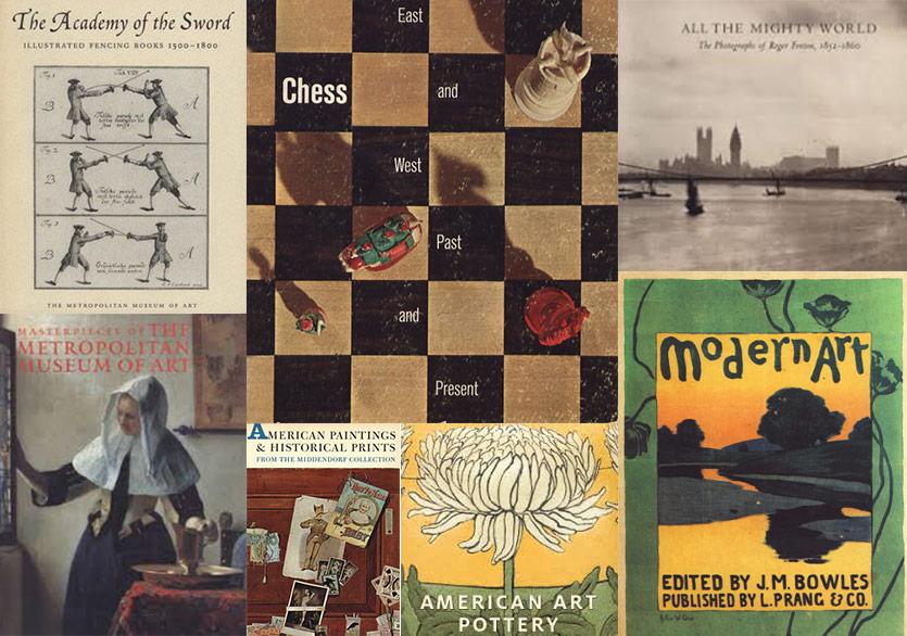 Metropolitan Sanat Müzesi Kitapları Erişime Açıldı