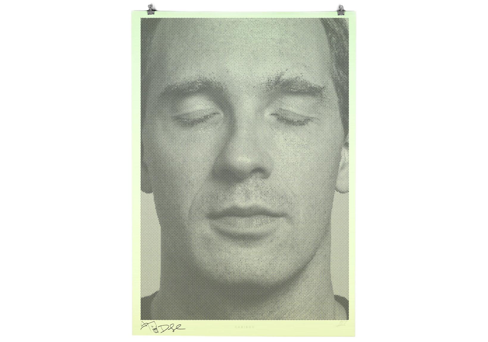 Mixer'de Masturbation ve Binary Prints – Music Portraits Geçidi