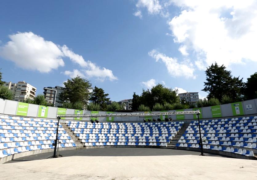 Kadıköy'de Sosyal ve Mesafeli Festival: Sanat Parkta