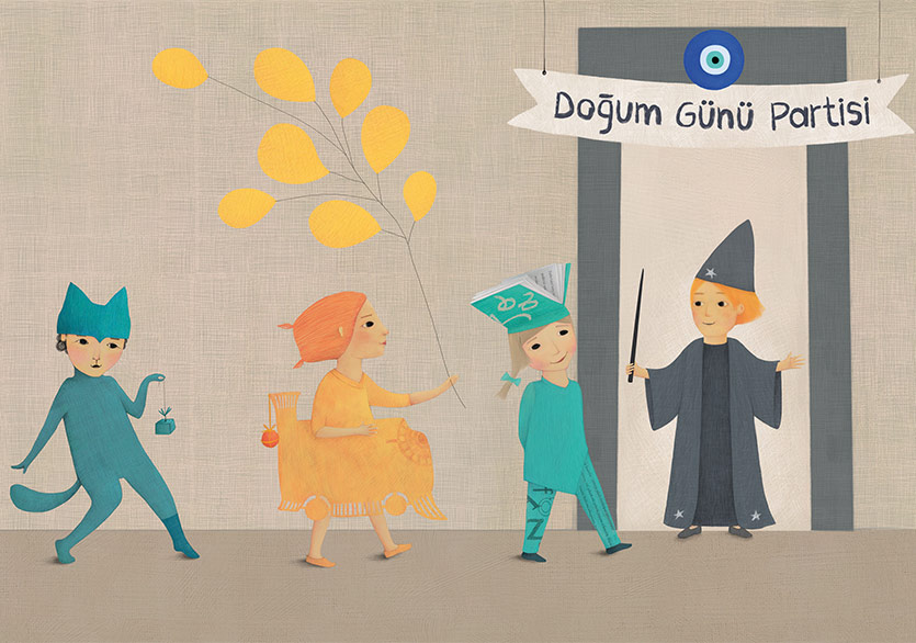 Tülin Kozikoğlu'ndan Çocuklara İki Farklı Hikâye