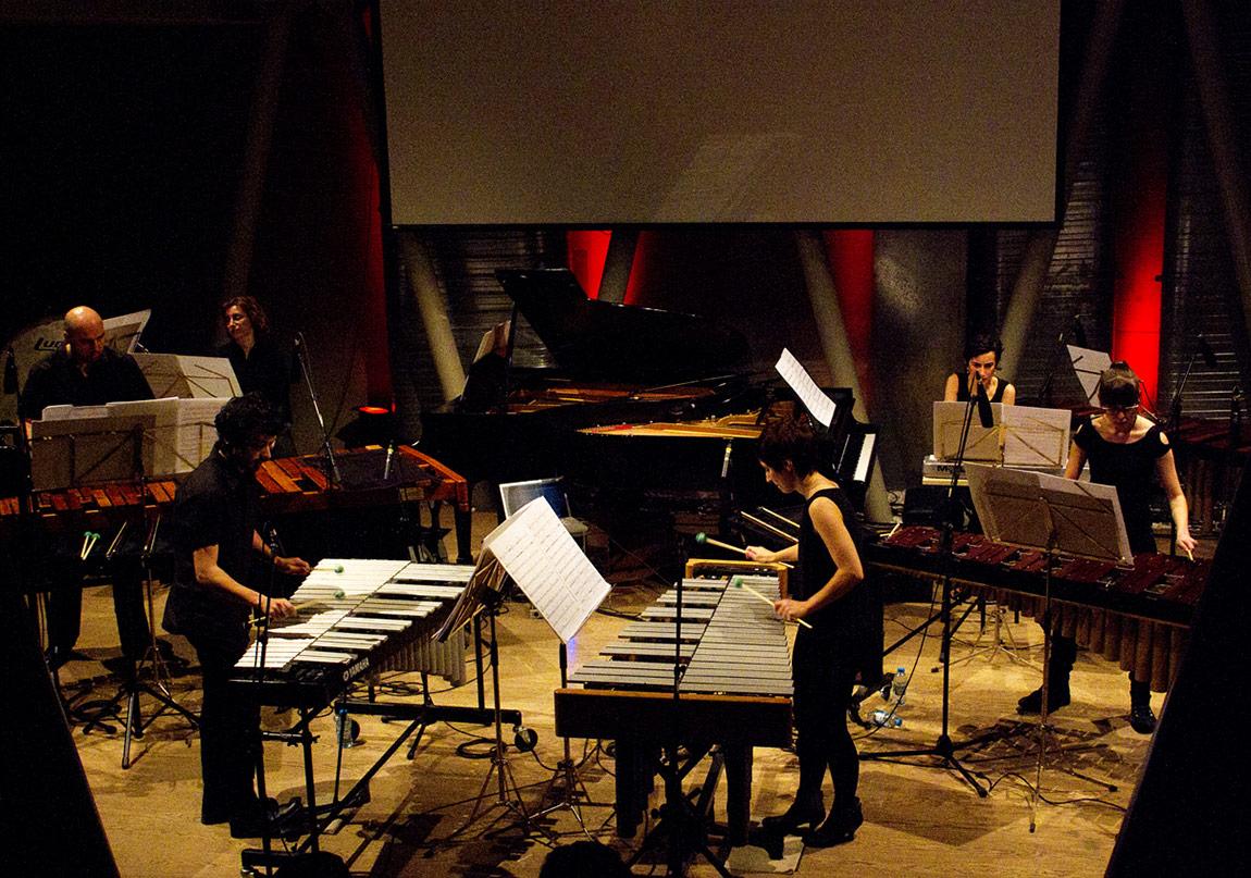 İTÜ'de Art of Noises Perküsyon Konseri Düzenleniyor