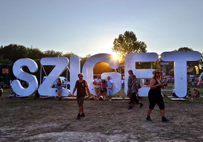 """""""Sziget 2017"""" Canlı Festival Gösterimleri Başlıyor"""